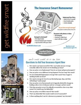 Card 2: The Insurance Smart Homeowner