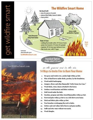 Card 1: The Wildfire Smart Home