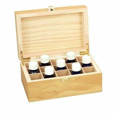 Boutique Essential Oil Storage Box - 15 slots