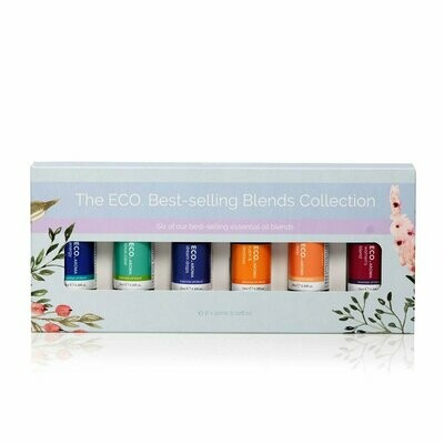 ECO. Best Selling Blends 6 Pack (6x 10ml Essential Oil Blends)