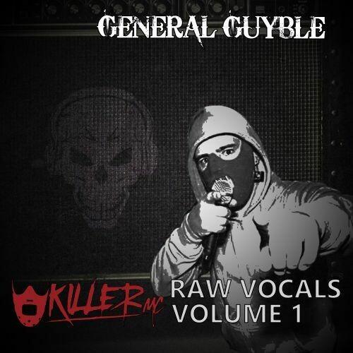 Killer MC - Raw Vocals Vol. 1