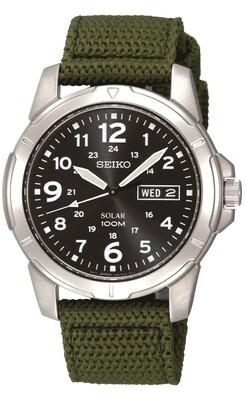 Seiko SNE095P2 Gents Solar Watch