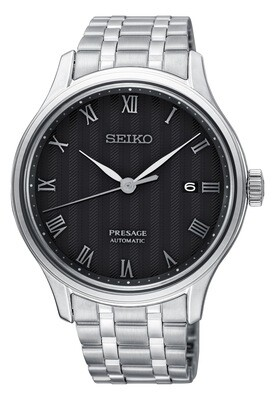 Seiko SRPC81J1 Gents PRESAGE Automatic Watch