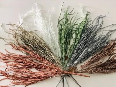 Glittered Sedge Bush
