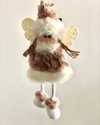 Hanging Fabric Angel