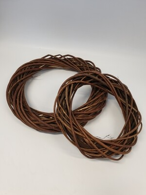 Willow wreaths
