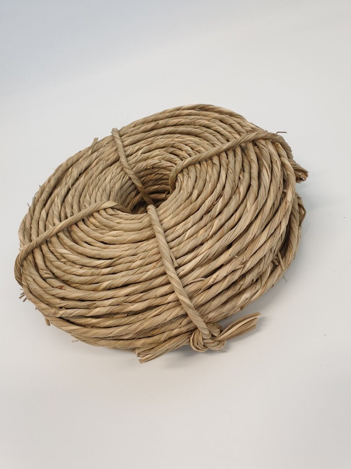 Seagrass cord 1-ply hand twisted 4-5 mm