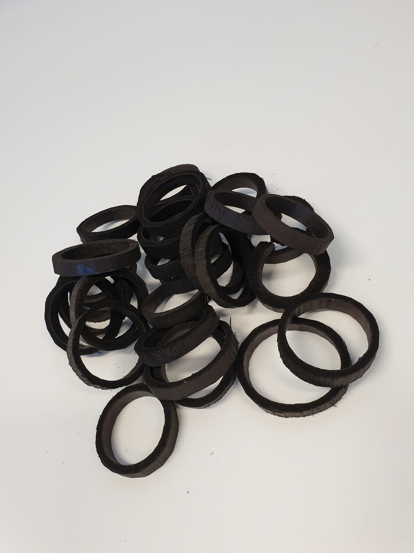 Bamboo Rings Black