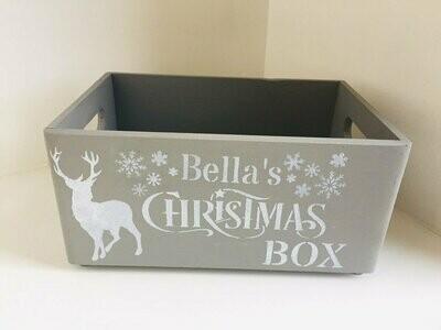 Small Christmas Box Christmas Hamper