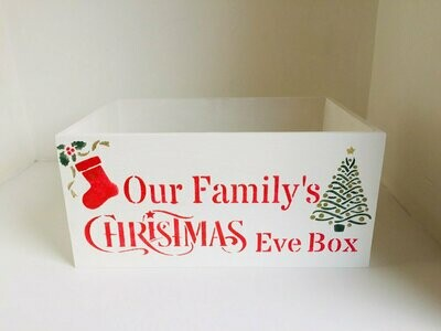 Small Christmas Eve Box Christmas Hamper