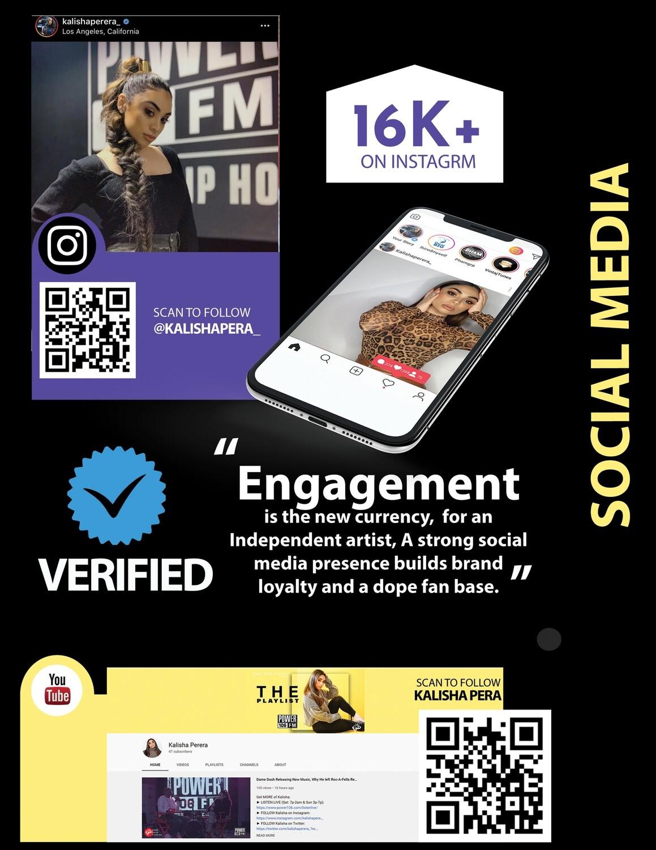 Instagram Basic Social Media Enhancement Plan