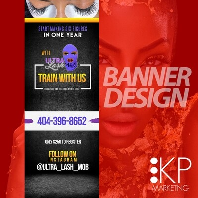 Retractable Banner Print & Design