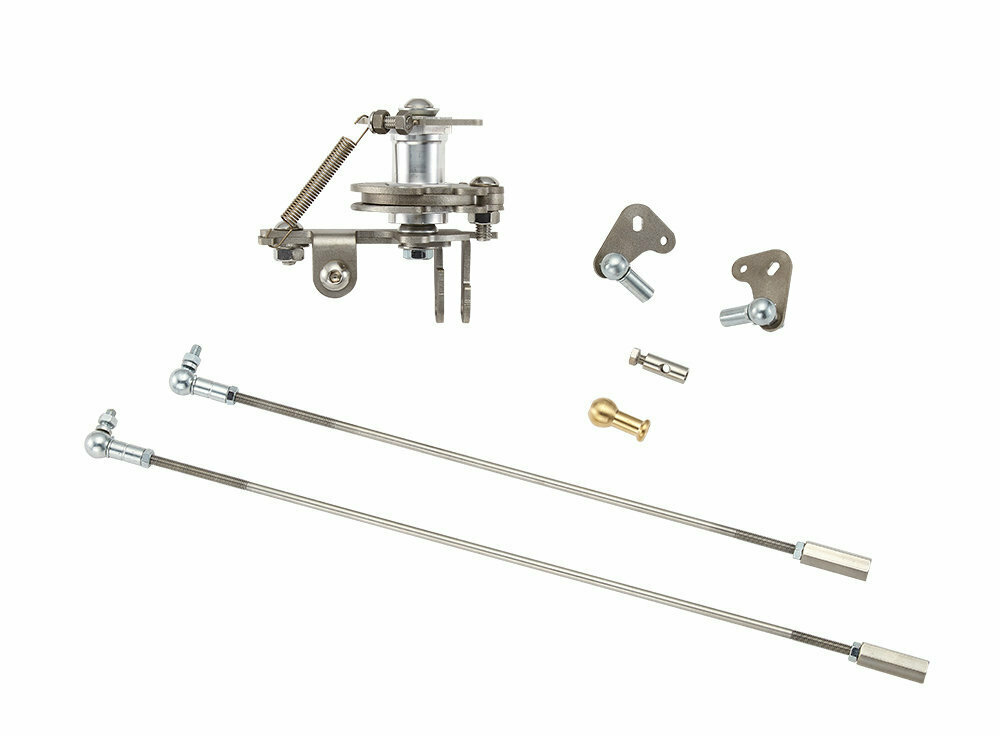 BEST LINKAGE FOR TYPE 4 ENGINE WITH PORSCHE COOLING FAN SYSTEM