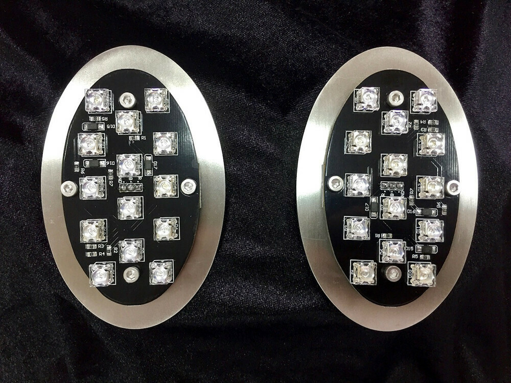 111945231 VW BEETLE TAIL LIGHTS 1955~1961 LED