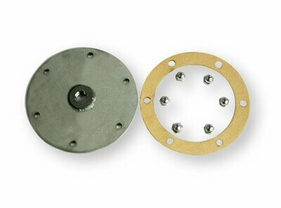 STAINLESS STEEL OIL STRAINER COVER