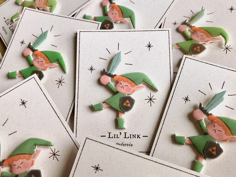 Lil Link Pin