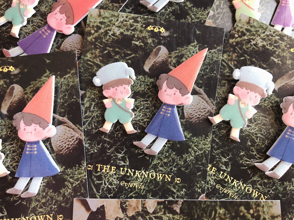 Wirt & Greg Pin Set