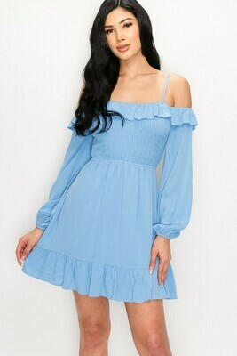 Blue Dreams dress