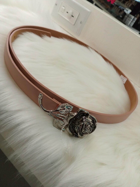 Thin fashion belt