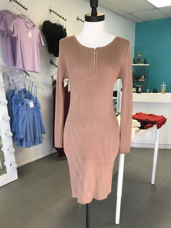 Last 1X sweater dress