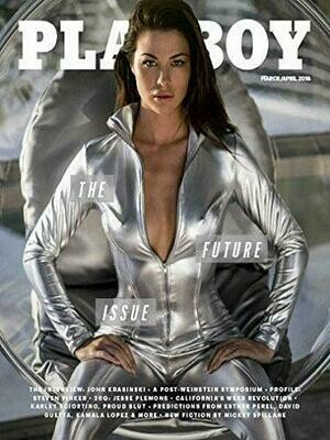 Playboy March/April 2018 The Future Issue