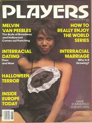 Vintage Players Magazine V9N5 October 1982