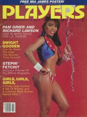 Players Magazine V13N2 July 1986