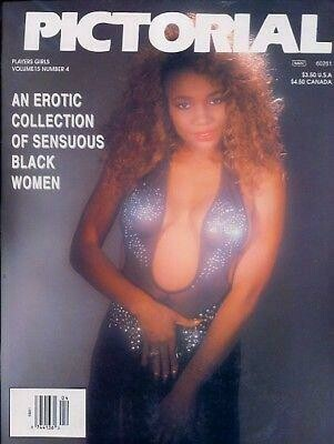 Players Pictorial Black Adult Magazine V15N4