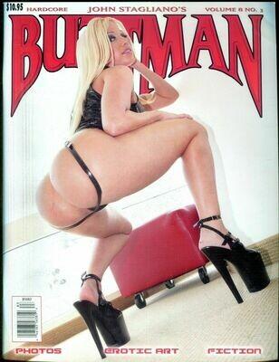 Buttman Magazine Gina Lynn vol.8 #3 2005 John Stagliano -PDF