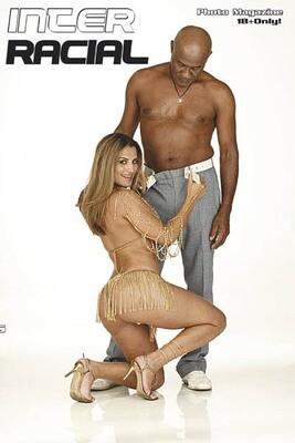 Interracial Adult Photo Magazine Vol 25 2019 -PDF