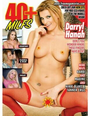 40+ MILFS Magazine 2020 volume 09 Darryl Hannah