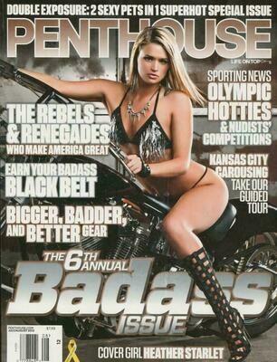 PENTHOUSE Magazine JULY/AUGUST 2012