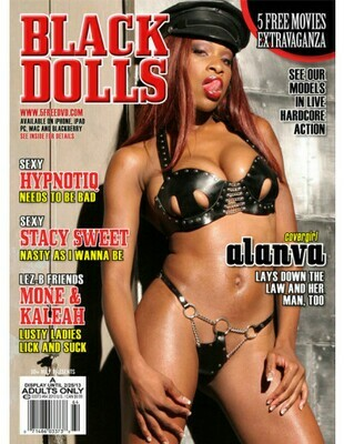 BLACK DOLLS MAGAZINE #64  2013