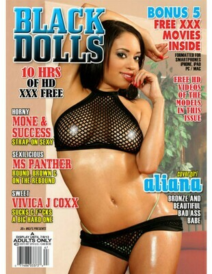 BLACK DOLLS MAGAZINE #67 2013