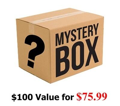 Wholesale Adult Magazine Surprise! Mystery Box $100 Value