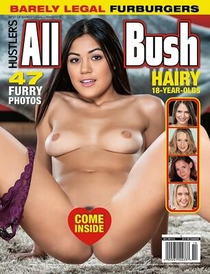 Hustler's All Bush 2019 Vol. 30