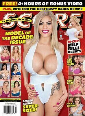Score Magazine Current Issue