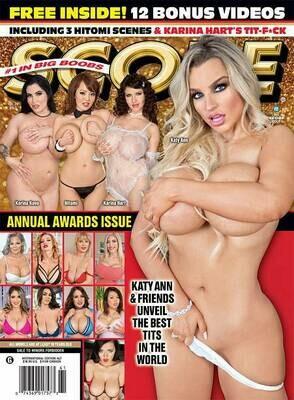 Score Magazine Subscription