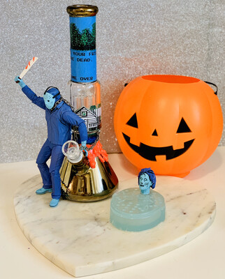 NES Jason Water Pipe Art