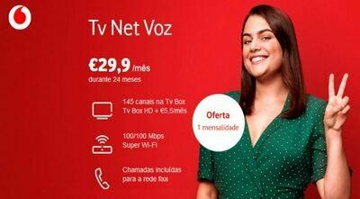 TV + NET + VOZ