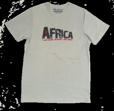 Africa - Where I belong
