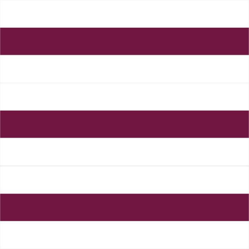Трехслойные визитки с бордовым средним слоем
