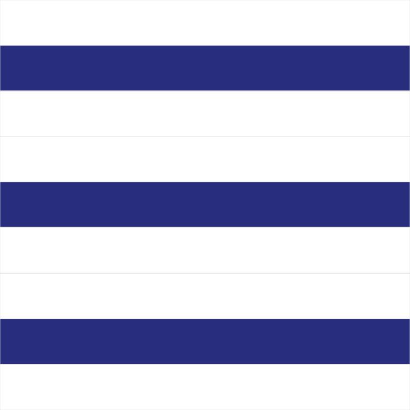 Трехслойные визитки с синим средним слоем