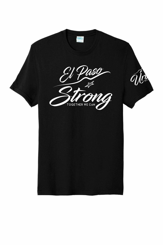 Black EP Strong Soft Tee/V-Neck