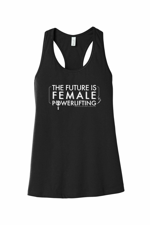 The Future is Female Tank