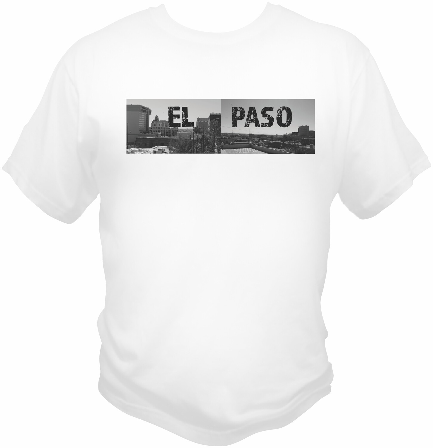 El Paso City short sleeve
