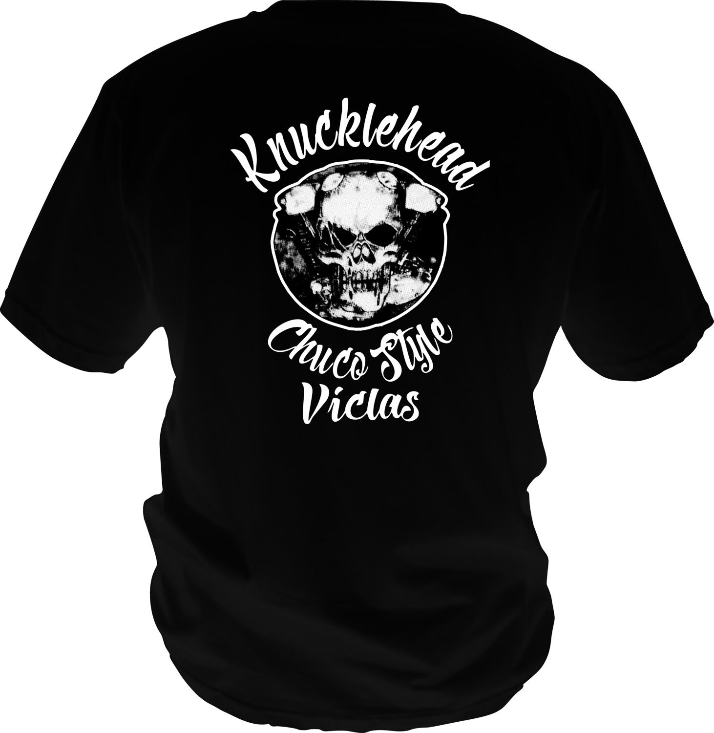 Knuckle Head Motorcycle shop T