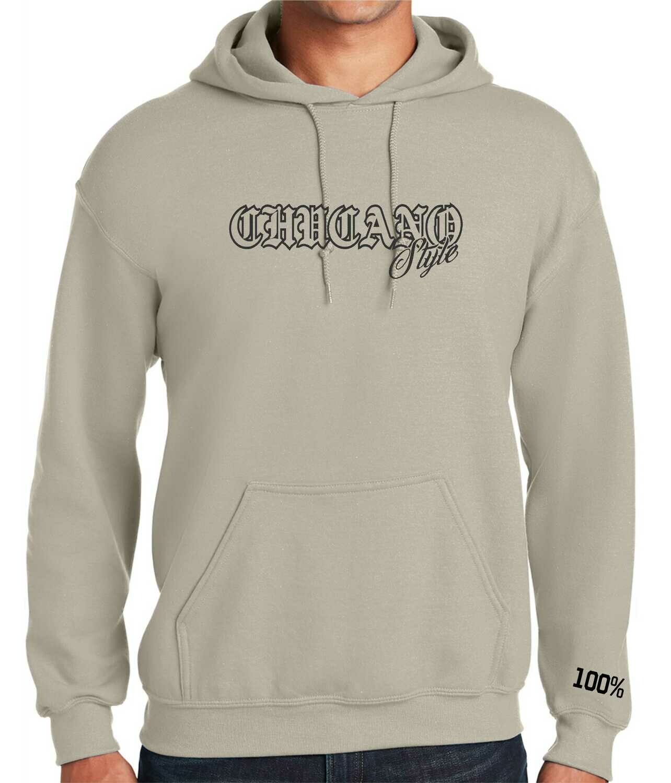 Chucano Style Hoodie Tan
