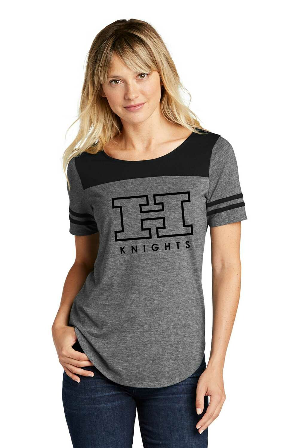 Hanks Knights Ladies Two tone