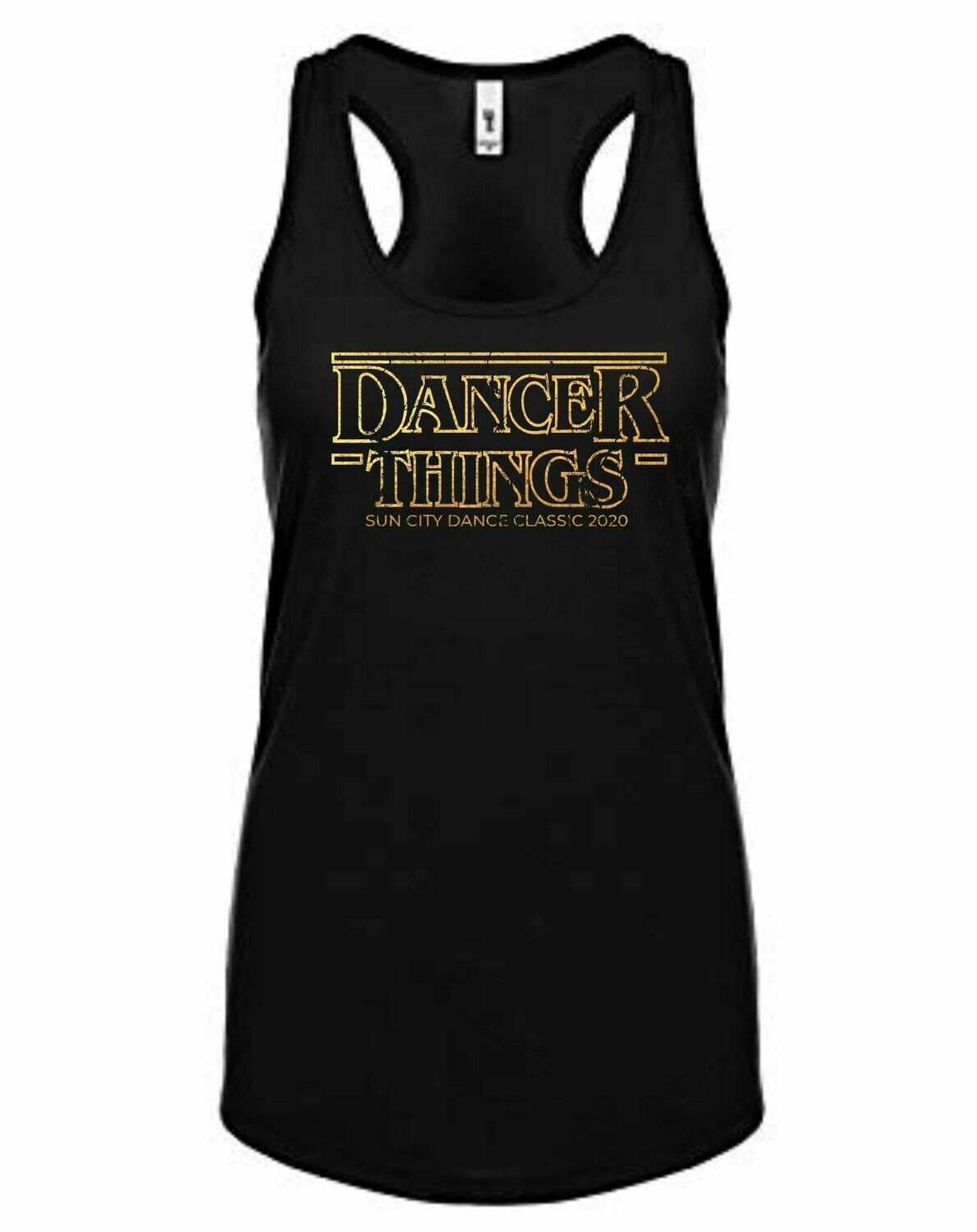 Dancer Things Tank